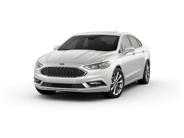 2018 Ford Fusion Platinum Sedan